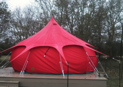 Roundtop Dream Glamping 1115